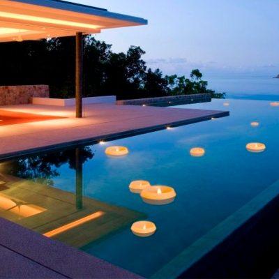 vela piscina